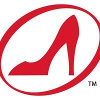red shoe logo