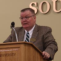Chancellor Dr. Ray Wallace