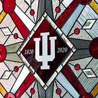 IU Bicentennial grant helps IU Southeast students learn high art of stained glass