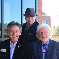 Faculty Innovators: Alan Zollman, Bradford Griggs, David Sullivan-Losey