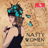 Nasty Women - Joanna Goldstein NOW image