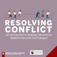 Resolving Conflict Logo