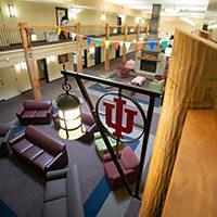 IU Southeast kicks off the school year with Move-In Day, New Student Induction and Week of Welcome