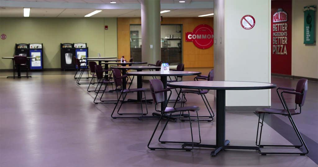 Commons Food Court