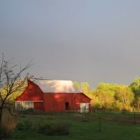 Barn in Scott County