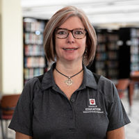 Dr. Donna Albrecht is ILTE faculty innovator of the year