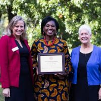 Campus community recognizes recipients of 2021 distinguished teaching and service awards
